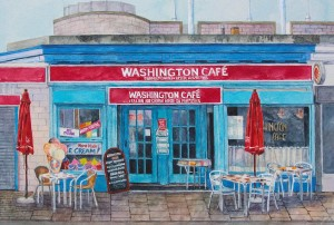 The Washington Cafe