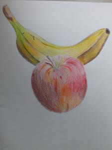 Apple & Banana
