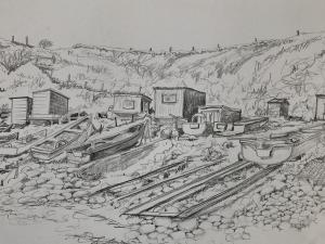 Gone Fishing, Old Portlethen