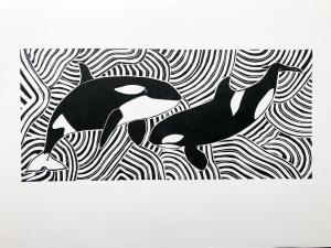 Orca of the Deep