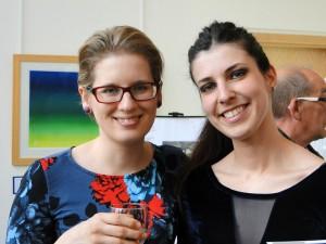 Katarina Chomova and Lady Thornfield