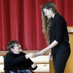 Presentation of Young Artis Award